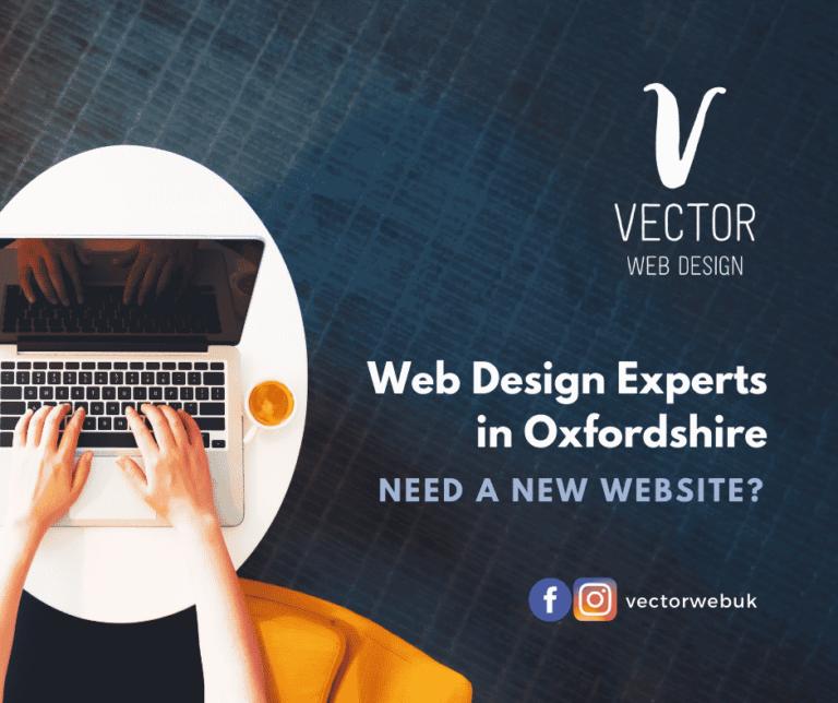 vector web design bampton